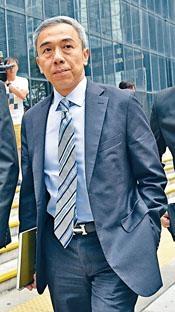 馮永業被裁定身為公職人員行為失當罪成。