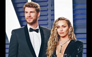 傳里安難忍Miley爛玩致離婚