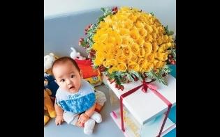 陳凱琳慶祝結婚一周年  大晒兒子可愛照