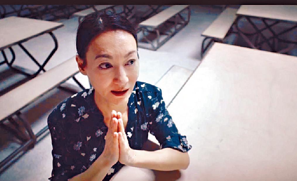 ■惠英紅都有份演出該片,可借潘紹聰冇份做對手戲。