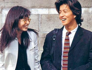 木村拓哉在《悠長假期》中的角色只獲選經典角色第三名。