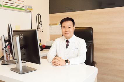 養和醫院家庭醫學專科醫生王澤塘醫生