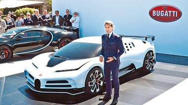 Bugatti限量新作
