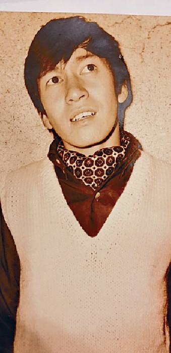 ■年輕時的Joe哥好唱得,不時唱歌追女仔。