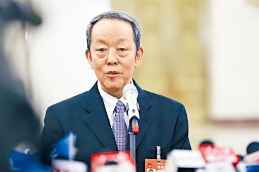 ■王光亞對於香港近期的情況大表痛心。