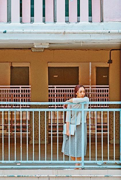 ●二女(陳秄沁飾,見圖)被逼與母親同住,潛藏多年的鬱怨突然被觸碰。