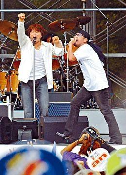 曾叱咤日本樂壇的CHAGE & ASKA,因ASKA退出而解體。