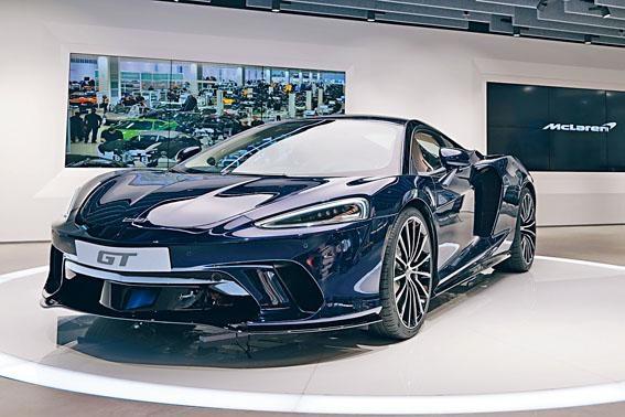 全新GT正於灣仔合和中心專店展出至本周後期,跟着便運返英國。