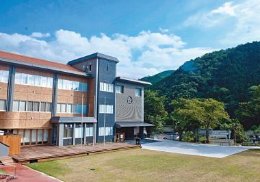 日本鳥取舊校新潮