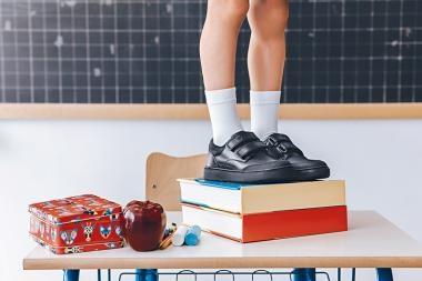 流行鞋袋重踏校園