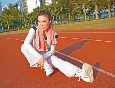 女患者居多  常見踝關節錯縫