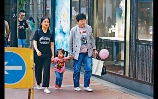 搵經理人小美做保母 郭富城兩歲長女 萌樣正面曝光