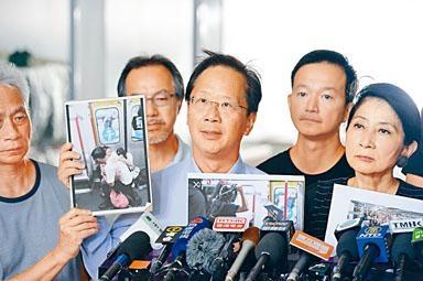 ■民主派批評警方於車廂內的圍捕行為,並要求成立獨立調查委員會。
