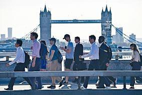 英首相約翰遜威脅國會若阻撓英國硬脫歐便提早大選。