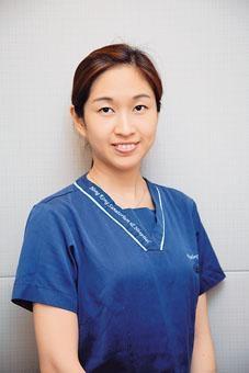 養和醫院物理治療師蘇而美