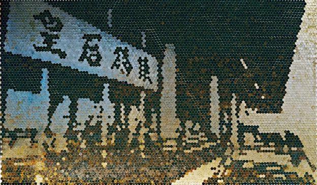 梁洛熙的《皇后碼頭》。