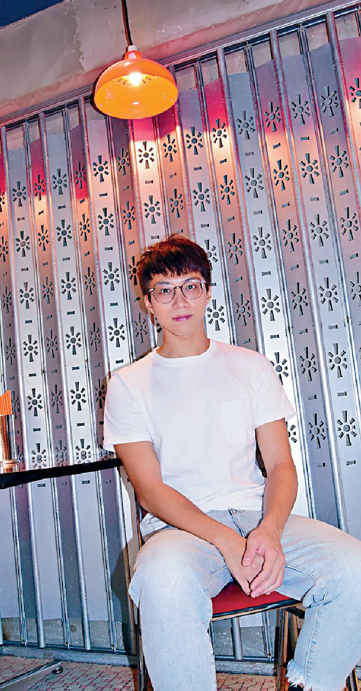 ■吳業坤拍劇開竅後希望可以挑戰更多唔同角色。
