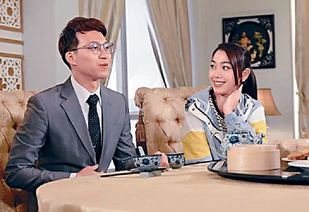 ■拍完《街》劇,姜麗文成為坤哥嘅日文老師,兩人好老友。