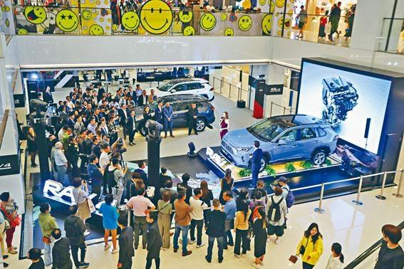 ●2019年本地私家車市場受到中美貿易戰、廢氣新規例,以及近月社會緊張氣氛影響,走勢未敢樂觀。