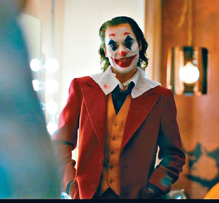 ■祖昆在DC新作《JOKER小丑》演出大獲好評。資料圖片