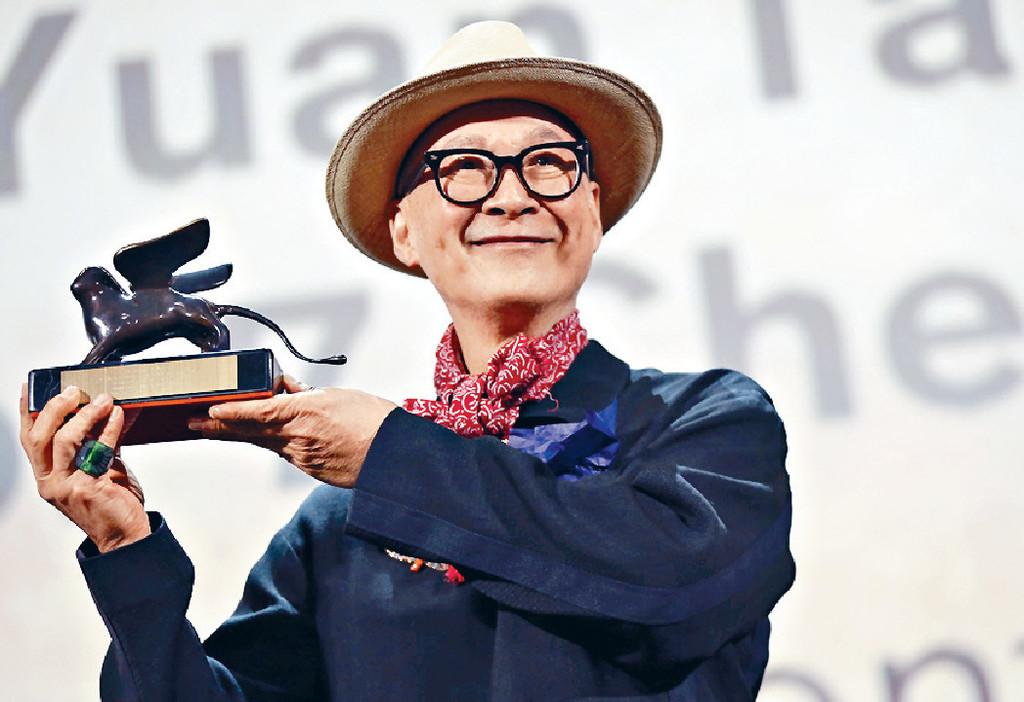 ■楊凡執導的動畫《繼園臺七號》奪最佳劇本獎。美聯社