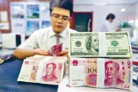 昨日離岸及在岸人民幣午後走強,每百港元兌在岸及離岸人民幣均報90.63。