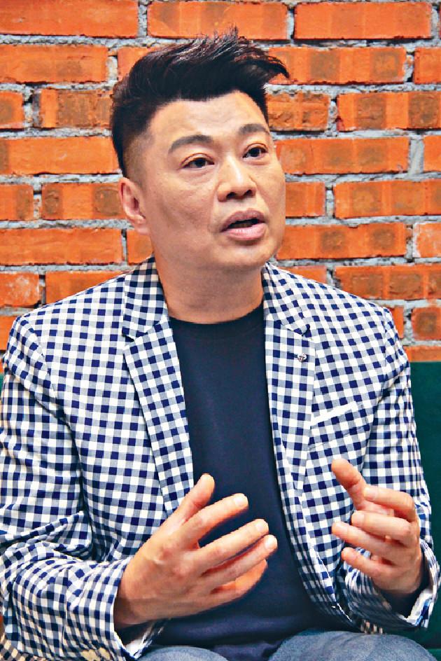 ■祥仔強調雖未有跟TVB續約,但絕對沒影響雙方關係。