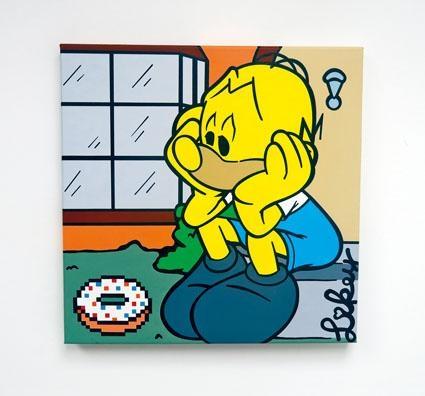 作品明顯受美國動漫和街頭文化影響。