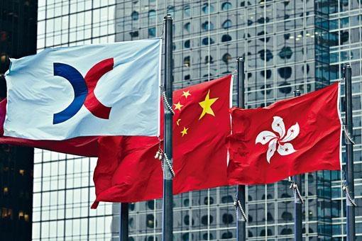 港交所表明合併可以強化香港作為連接中國、亞洲與世界的橋梁角色。