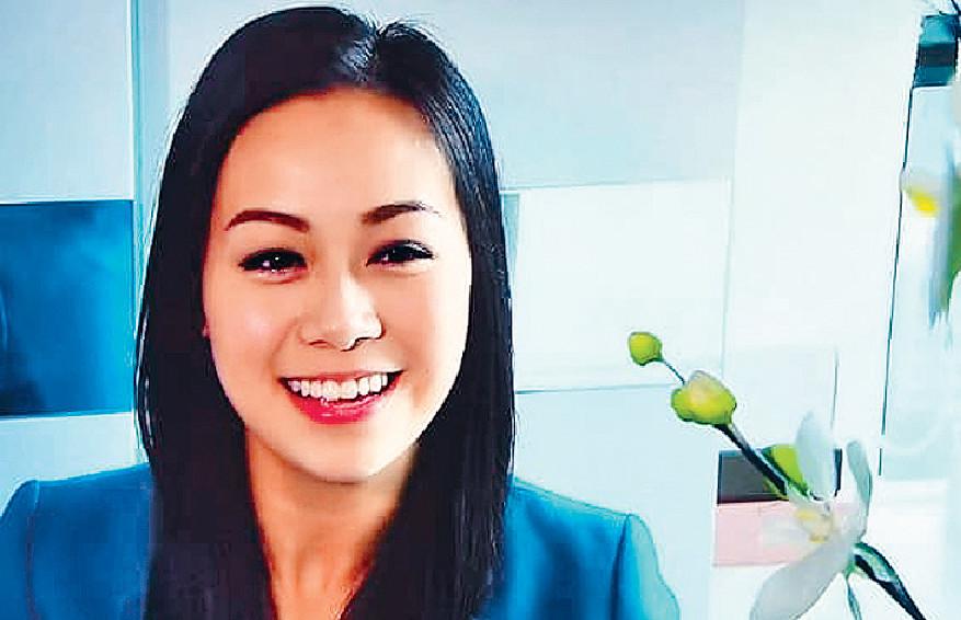 輕試水溫 ■7月初時,TVB曾重播心穎的《安樂蝸》試水溫。