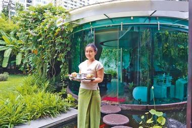 亞洲萬里通會員專機 曼谷愛自遊