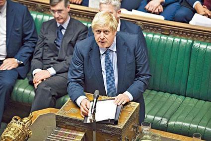 ■英國首相約翰遜明天與歐盟委員會主席容克討論脫歐問題,硬脫歐危機有望降低。