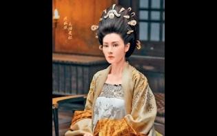 參與內地節目過戲癮 李嘉欣復出扮楊貴妃