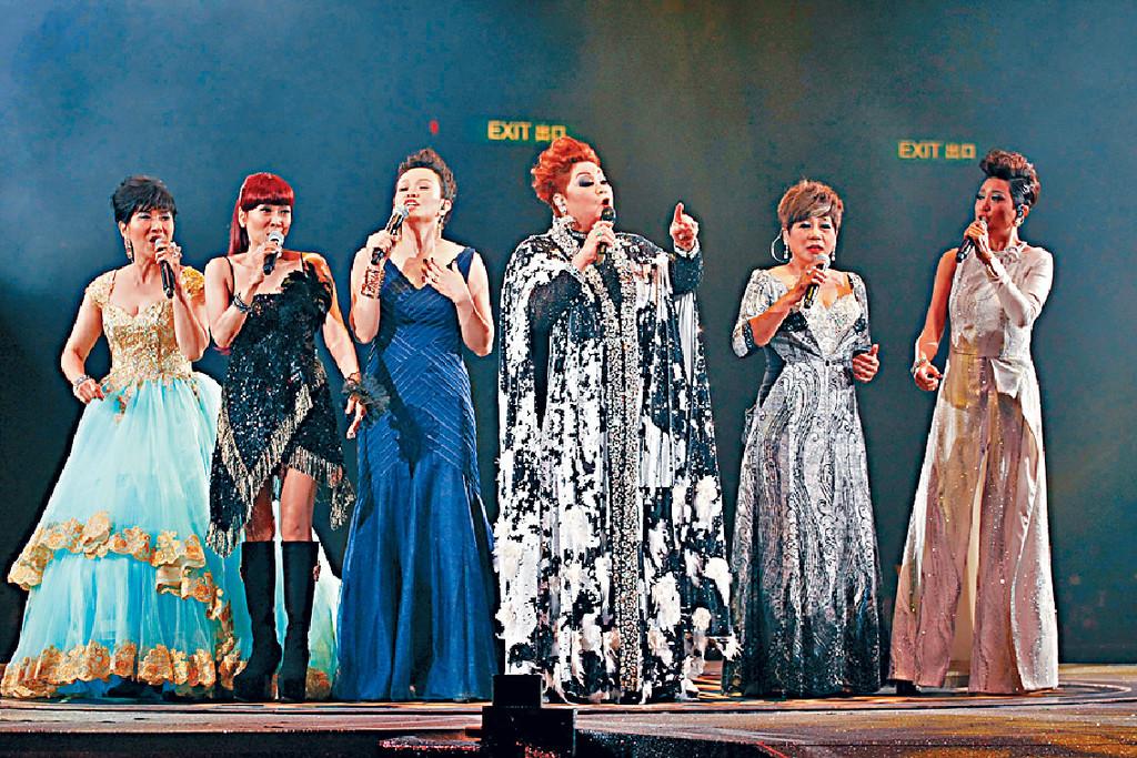 不再開Show ■肥媽喺2016年3月開完《友誼長存30週年演唱會》後宣布不會再在港開演唱會。