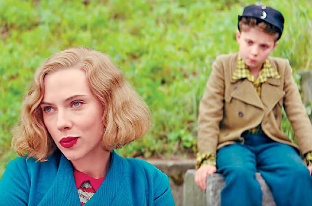 ■史嘉莉主演的《Jojo Rabbit》成觀眾票選大獎冠軍電影。