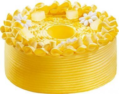 醒胃柚子蛋糕