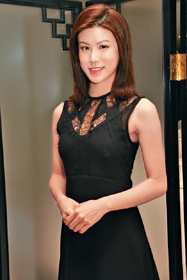 ■Kelly以176萬票奪得「今日頭條最喜愛香港小姐」獎,她坦言都覺得好驚訝!