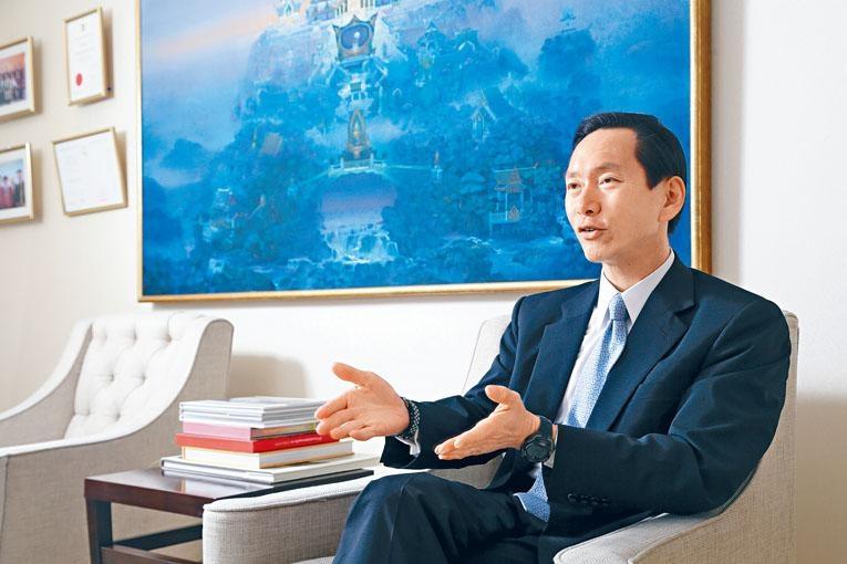 陳智思不同意特赦的做法,是違反法律原則。