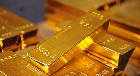 不少人買黃金投資。