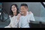 劉小慧、蘇志威孖住拍廣告 So Sweet!
