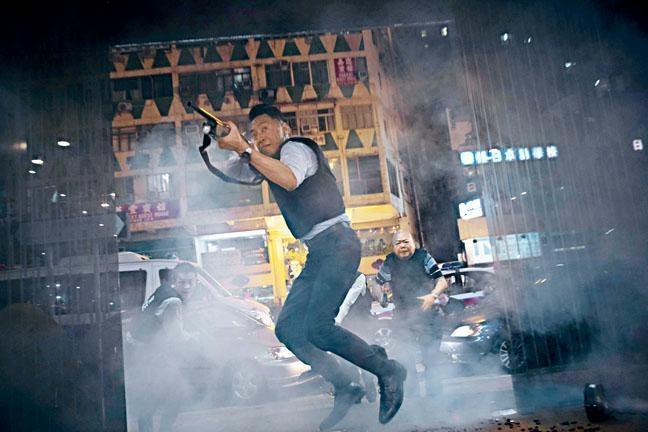 姜皓文認為《犯罪現場》的製作,幾可以假亂真。
