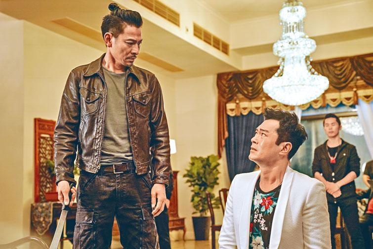 華仔與古仔主演的《掃毒2》,獲推薦代表香港報名角逐奧斯卡最佳外語片。