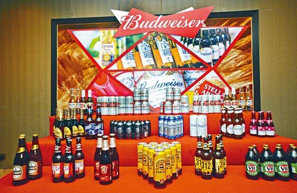 ■百威亞太主營產銷啤酒業務,今次在港上市的集資額成為今年最多人認購的新股。
