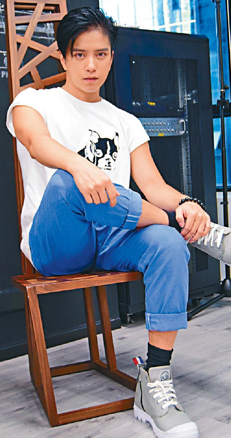 ■張彥博賣關子,強調演唱會唔止唱歌同晒肌咁簡單。