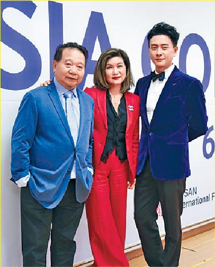 ■樂易玲宣佈明年開拍《飛虎Ⅲ》,Bosco同李惠民當然係「鐵腳」。
