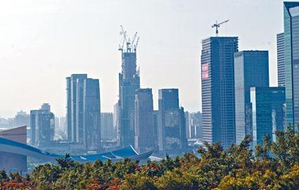 內地九月中國百城新建住宅平均價格按月升0.31%,但升幅收窄0.06個百分點。