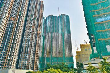 日出康城LP6特色戶,每方呎23138元成交,為項目新高。
