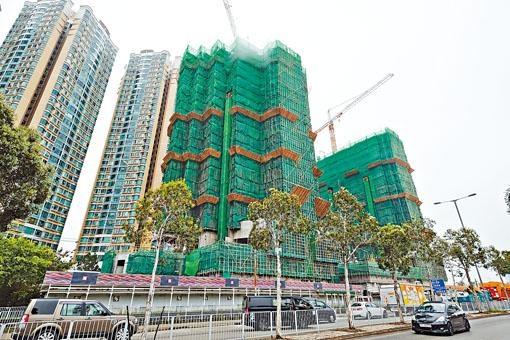 上月五個新盤獲批預售,共涉及1452伙,當中包括屯門海皇路2期項目。