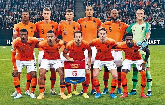 2019荷蘭