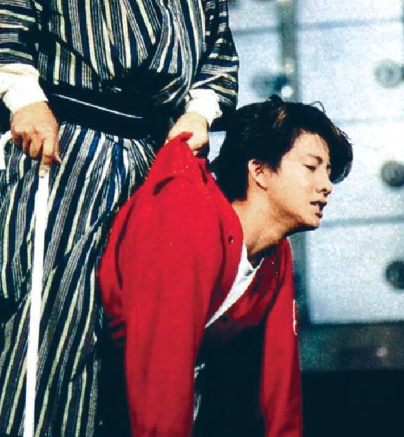 ■木村稱入行幾年後因演出舞台劇《盲導犬》才開始用心工作。